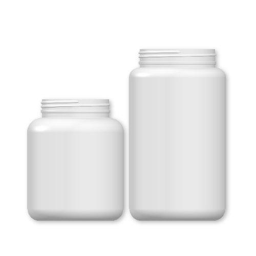 CC Jars-HDPE