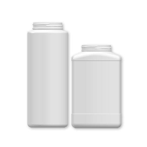 Shaker Jars-HDPE