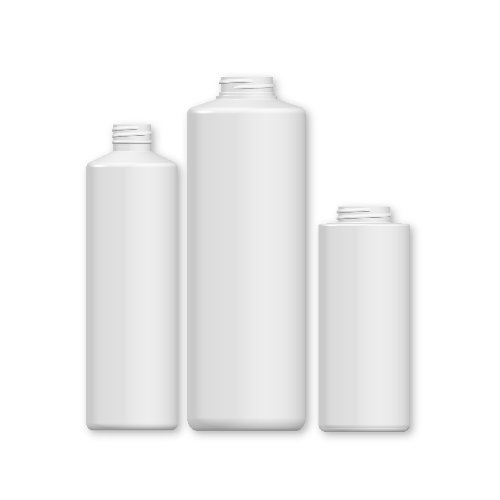 Straight-Sided Cylinders-HDPE & LDPE